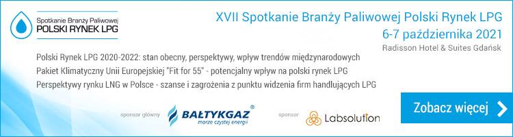 XVII Spotkanie Branży Paliwowej Polski Rynek LPG