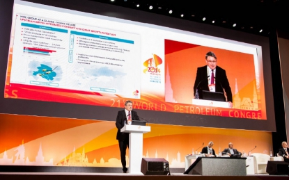 MOL Group Affirmed its Growth Strategy in Russia at the 21st World Petroleum Congress